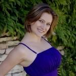 Shooting de Laura Doviler, Miss Mod'Elles 2010.